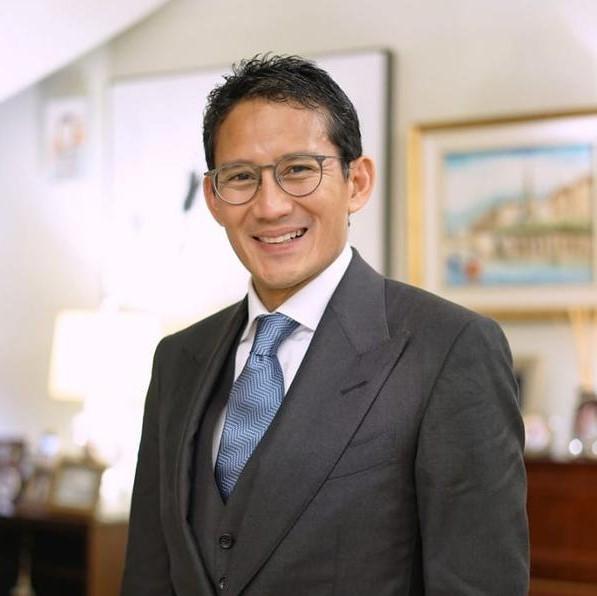 Dr. Sandiaga Salahuddin Uno